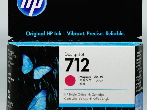 TUSZ HP 712 MAGENTA