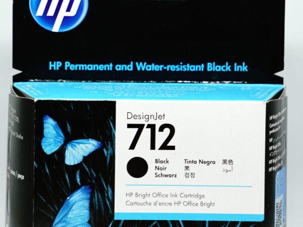 TUSZ HP 712 BLACK