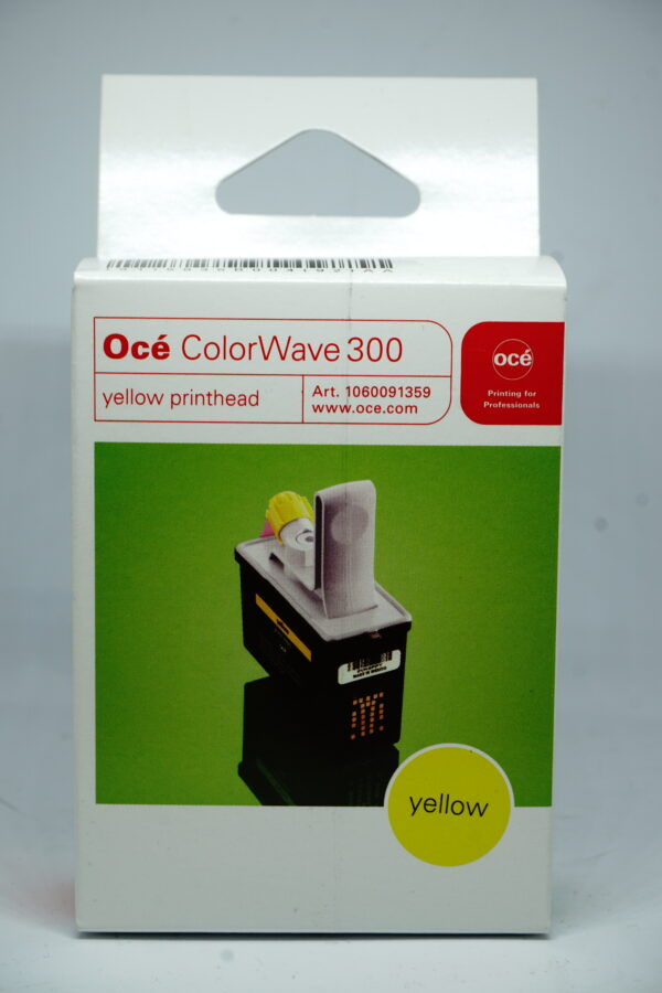 Głowica OCE ColorWave 300 Yellow