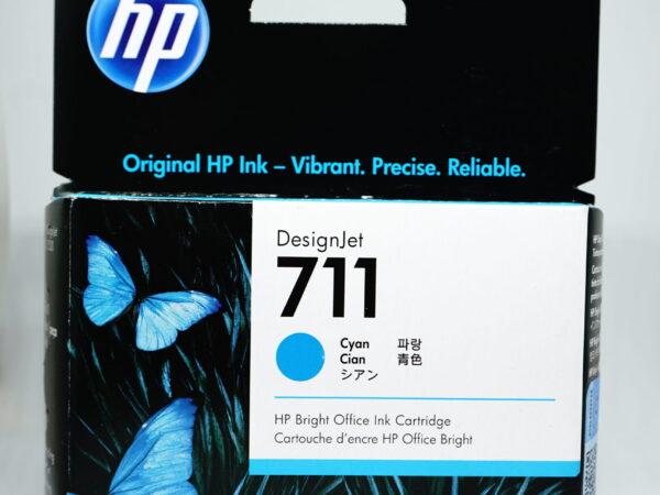 TUSZ HP 711 CYAN