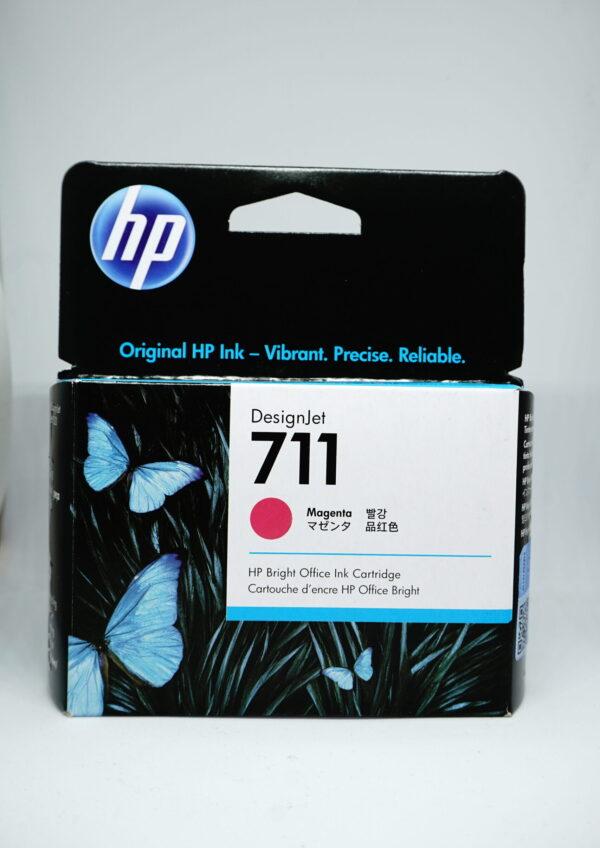 TUSZ HP 711 MAGENTA