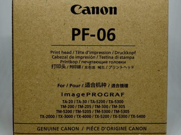 Głowica Canon PF-06