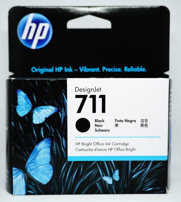 TUSZ HP 711 BLACK