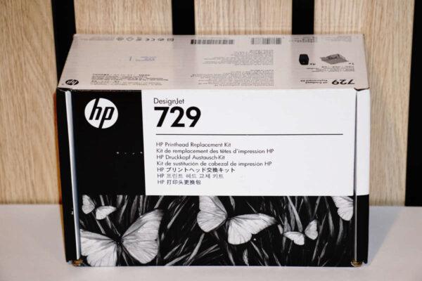 Zestaw do wymiany głowicy drukującej HP 729